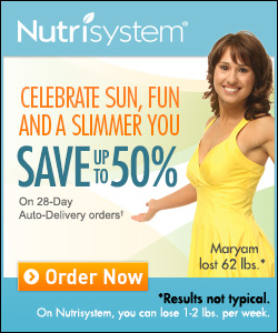 nutrisystem discount code